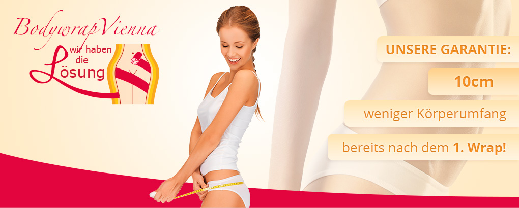 Bodywrap Vienna - Das Bodywrap Wickel Studio in Wien